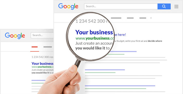 SEO First Page Google